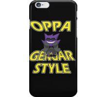 Oppa Gengar Style iPhone Case/Skin