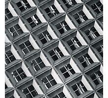 Pattern - La Défense, France - 2009 Photographic Print