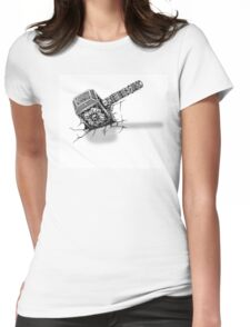 Hammer Thor Womens Fitted T-Shirt