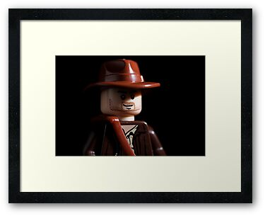 Lego Indiana Jones by Kevin  Poulton - aka 'Sad Old Biker'