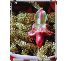 Ruby Glass Slipper 	 iPad Case/Skin