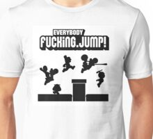 Everybody jump Unisex T-Shirt