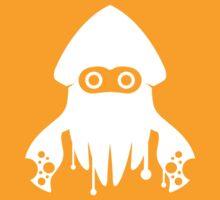 Super Splatoon Bros. (Orange) by mstarrdesign