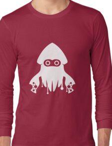 Super Splatoon Bros. (Orange) Long Sleeve T-Shirt