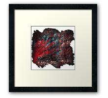 The Hidden Hand Framed Print