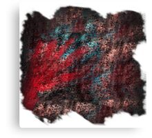 The Hidden Hand Canvas Print