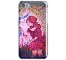 The Flower Bloomer (Right)  iPhone Case/Skin