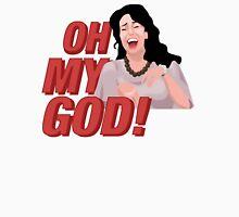 Janice Litman 'Oh My God' - Friends Unisex T-Shirt