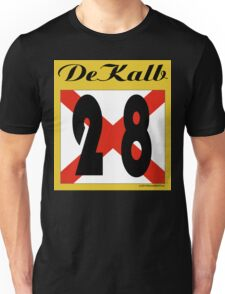 ALABAMA:  28 DEKALB COUNTY Unisex T-Shirt