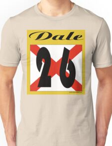 ALABAMA:  26 DALE COUNTY Unisex T-Shirt