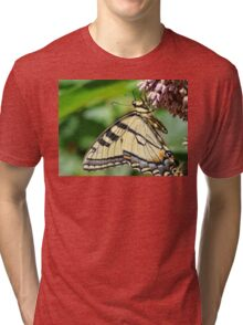 If Beauty Had Wings Tri-blend T-Shirt