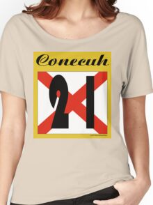 ALABAMA:  21 CONECUH COUNTY Women's Relaxed Fit T-Shirt