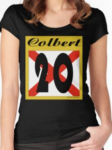 ALABAMA:  20 COLBERT COUNTY Women's Fitted Scoop T-Shirt