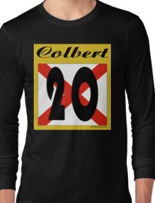 ALABAMA:  20 COLBERT COUNTY Long Sleeve T-Shirt