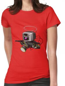 ZED HEX v1.0 Womens Fitted T-Shirt