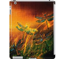Dragonfly...Towards The Light 2 iPad Case/Skin