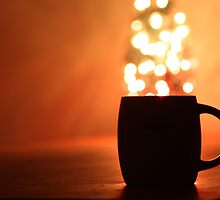Have a Hot Cuppa Bokeh  by Ciara Cassidy