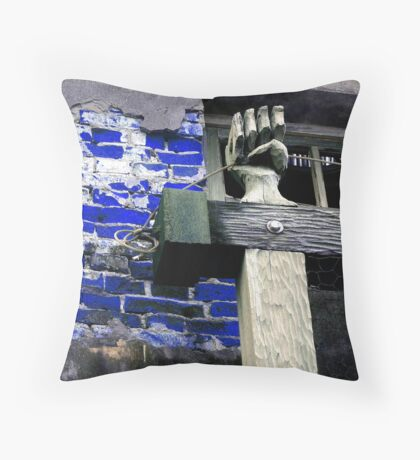 Workers of the World Unite Throw Pillow