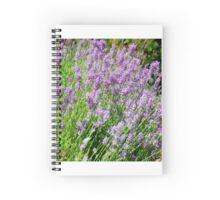 Lavender Plants Forever Spiral Notebook