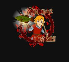 All About That Bass - Red Link Unisex T-Shirt
