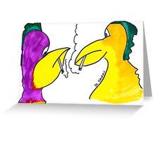 da smokers Greeting Card