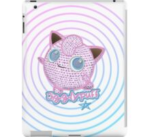 Yarn Jigglypuff iPad Case/Skin