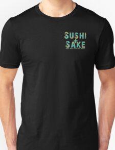 SUSHI & SAKE 05 Unisex T-Shirt