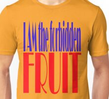 THE FORBIDDEN FRUIT. Unisex T-Shirt