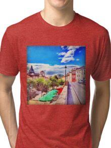 Alentejo - Portalegre III Tri-blend T-Shirt