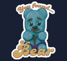 You Found A Bear by Steve Edwards