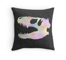 Watercolour Rex Throw Pillow