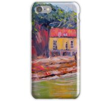 Old Boat Shed iPhone Case/Skin