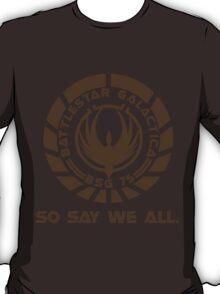 Battlestar Galactica Seal T-Shirt