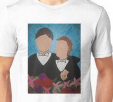 Gay Wedding Artwork Unisex T-Shirt