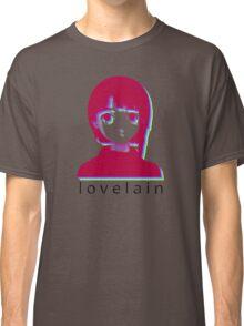 love lain Classic T-Shirt