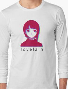 love lain Long Sleeve T-Shirt