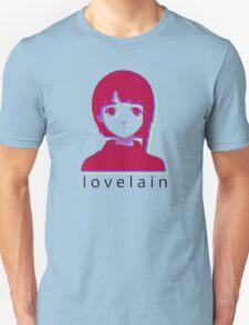 love lain Unisex T-Shirt