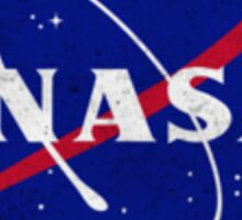 SNASA Secret NASA (Sticker) Sticker