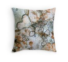 My heart in your heart Throw Pillow