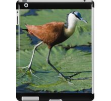Hunting for Breakfast iPad Case/Skin