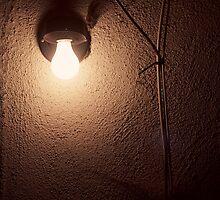 Porch Light by Stephanie Newton