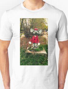 Photo Mouse Sculpture T-Shirt