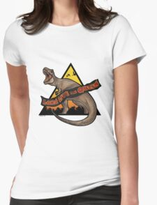 Jurassic Park - Long Live the Queen Womens Fitted T-Shirt