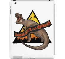 Jurassic Park - Long Live the Queen iPad Case/Skin