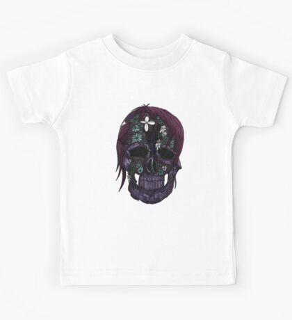 Plant Skull (3) Kids Tee
