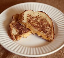 Grilled Cheese by Stephanie Newton