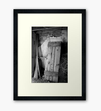 Long Since Forgotten Framed Print