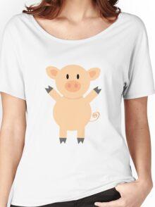 Pig Women's Relaxed Fit T-Shirt