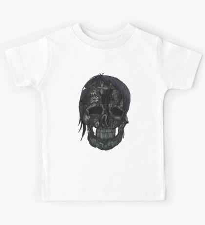 Plant Skull (4) Kids Tee