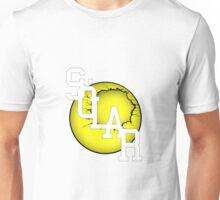 SÖLAR CRACK (WHITE) Unisex T-Shirt